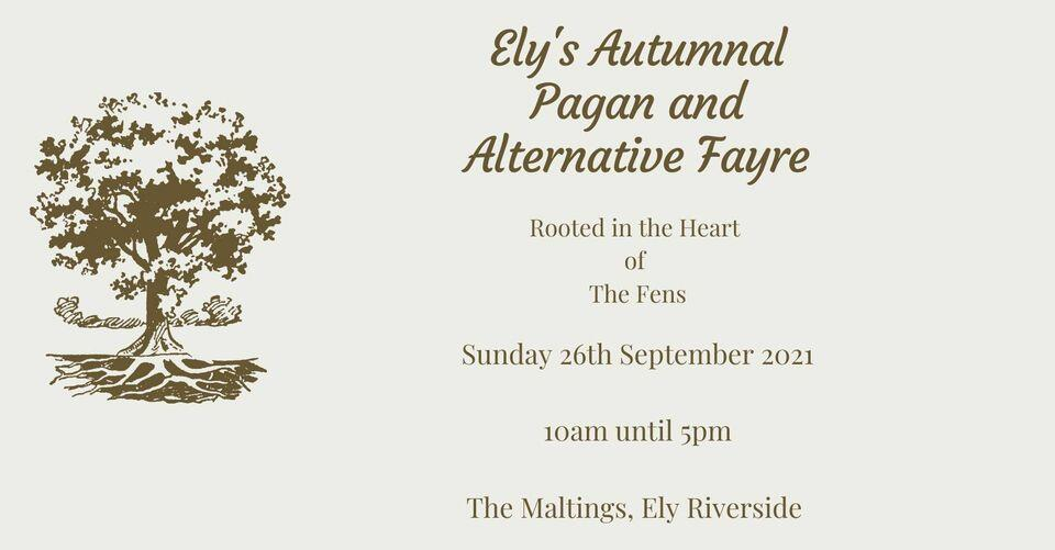 Ely's Autumn Pagan and Alternative Fayre