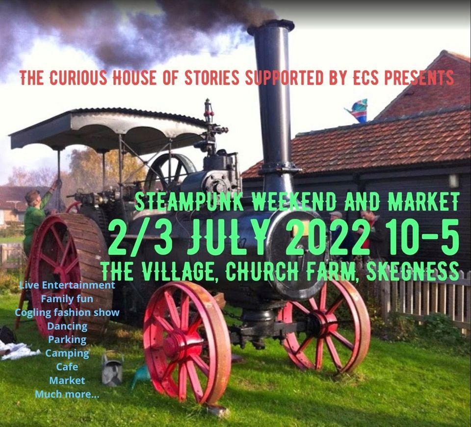 Skegness Steampunk Weekend