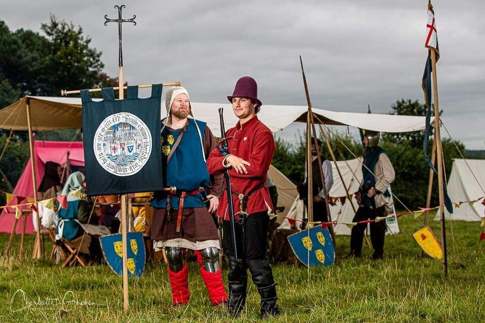 Battle of Shrewsbury Medieval Festival