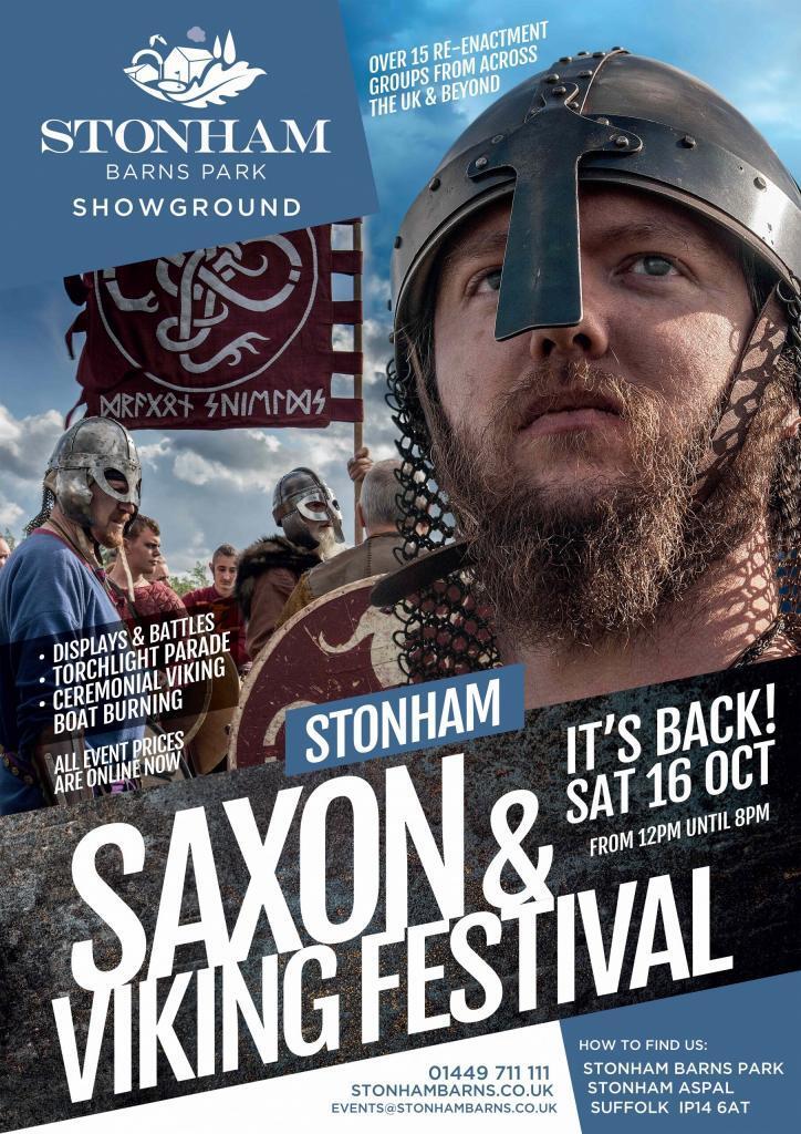 SAXON & VIKING FESTIVAL