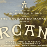 Once Upon a Bus and The Enchanted Market present Arcana 21