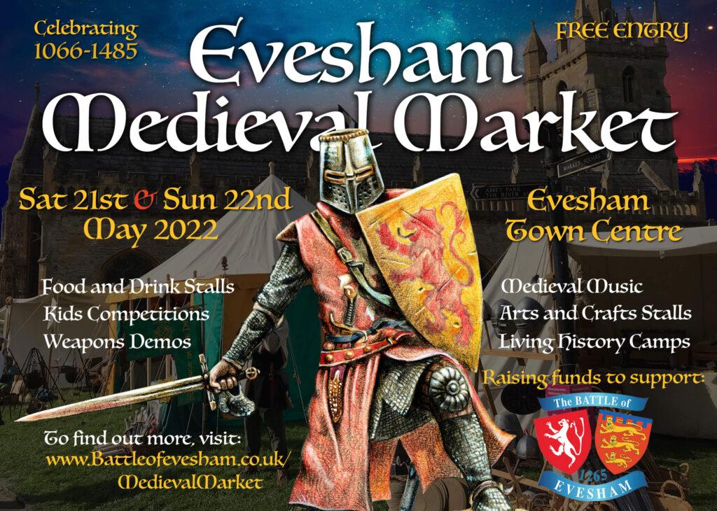 Evesham Medieval Market
