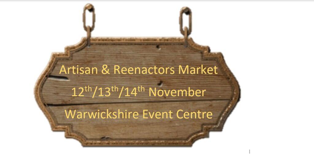 Artisan & Reenactors Market